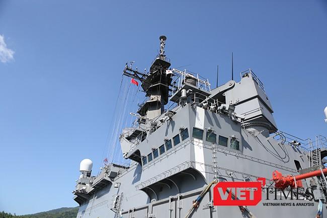 Đà Nẵng, Hải quân, Đối tác Thái Bình Dương, Quân đội Mỹ, Nhật Bản, tàu bệnh viện Mercy, VietTimes, diễn tập