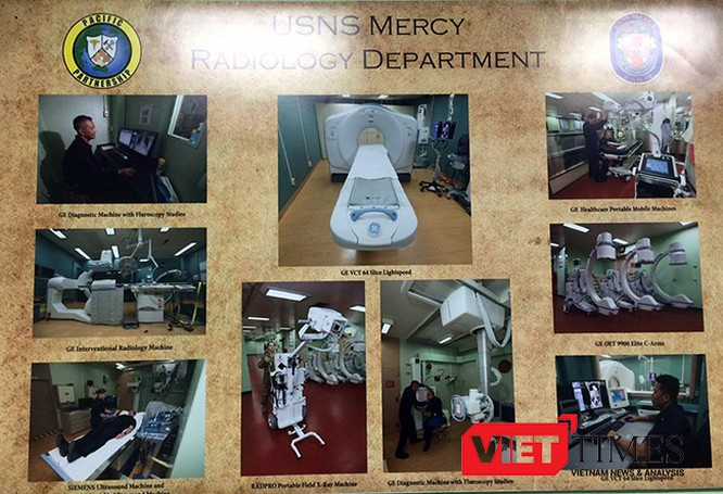 Đà Nẵng, PP16, đối tác Thái Bình Dương, chiến hạm, tàu bệnh viện, Mercy, Hải quân Kỹ, VietTimes