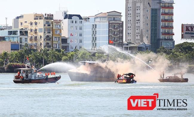 Đà Nẵng, diễn tập, cứu nạn, đối tác Thái Bình Dương, PP16, hải quân Mỹ, Việt Nam, VietTimes