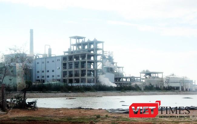 Quảng Nam, Chu Lai, Sô Đa, ô nhiễm, cá chết, Khu công nghiệp, thanh tra, môi trường, VietTimes
