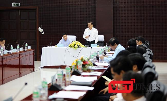 Đà Nẵng, lãnh sự quán, Trung Quốc, Phó Thủ tướng, Phạm Bình Minh, VietTimes
