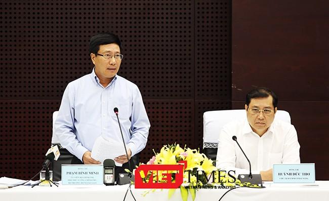 Đà Nẵng, ODA, chủ tịch, trần nợ vay, Phó Thru tướng, cơ chế, vốn vay, VietTimes