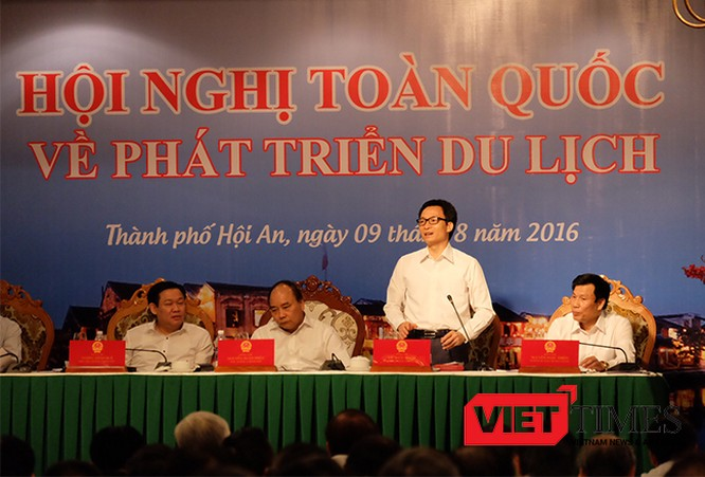 Hội An, Quảng Nam, Thủ tướng, Nguyễn Xuân Phúc, hiến kế, kế sách, phát triển du lịch, yếu kém, VietTimes