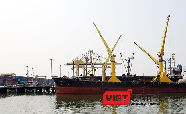 Đà nẵng, cảng biển, Liên Chiểu, Tiên Sa, Nhật Bản, JICA, nghiên cứu tiền khả thi, VietTimes