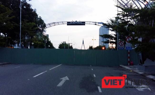 Đà Nẵng, cầu Sông Hàn, hầm chui, nút giao thông, Trần Phú, APEC, VietTimes