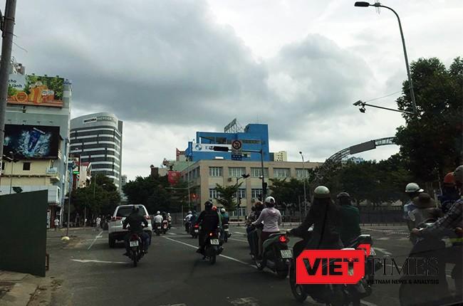 Đà Nẵng, cầu Sông Hàn, ùn tắc, hầm chui, hỗn loạn, giao thông, VietTimes