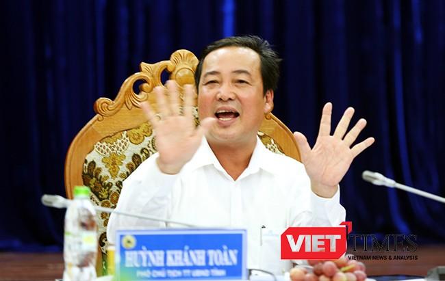 Quảng Nam, thủy điện, Sông Bung 2, công an, nghiêm trọng, VietTimes