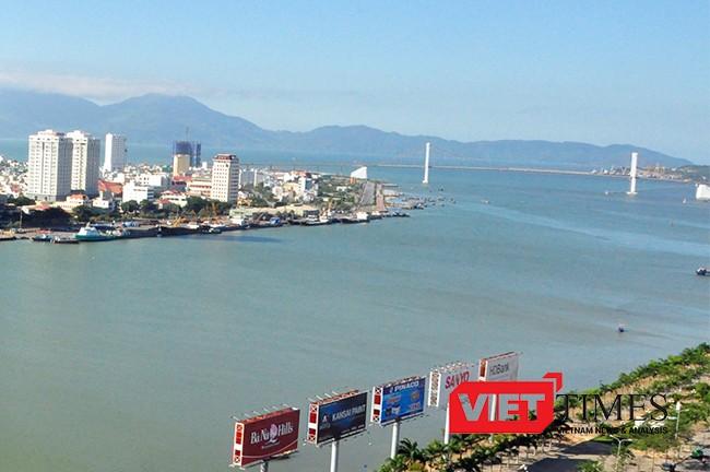 Đà Nẵng, sông Hàn, quy hoạch, cuộc thi, thiết kế, tuyển chọn, VietTimes
