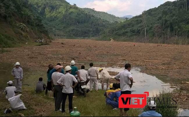 Quảng Nam, thủy điện, Sông Bung 2, sự cố, võ hầm, dẫn dòng, mất tích, VietTimes