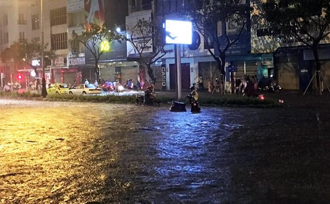 Đà Nẵng, ngập úng, mưa bão, chống ngập, tái ngập, phương án, VietTimes