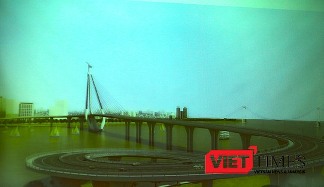Đà Nẵng, thi tuyển, cầu vượt, sông Hàn, giao thông, VietTimes