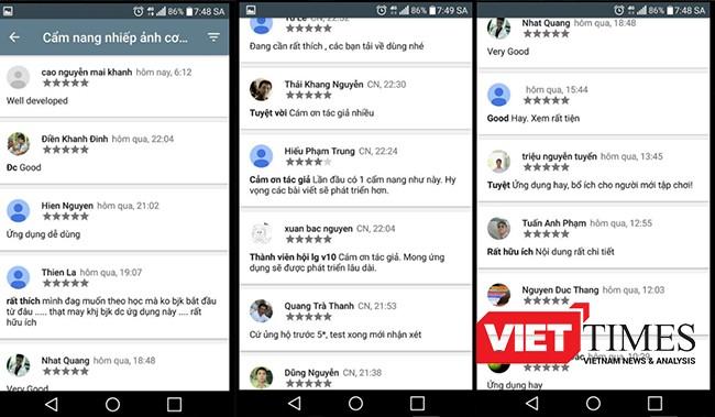 Đà Nẵng, ứng dụng, di động, cẩm nang, nhiếp ảnh, phần mềm, VietTimes