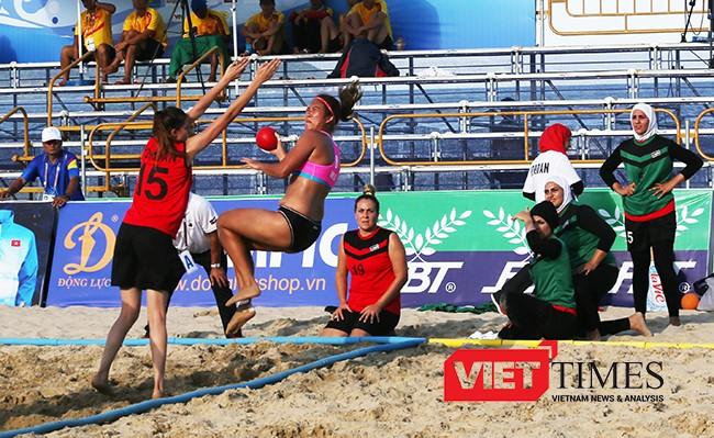 Đà Nẵng, ABG 5, thi đấu, tranh chấp, trận cầu, bãi biển, nảy lửa, VietTimes