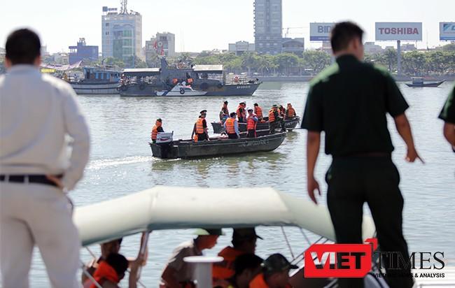 Đà Nẵng, chìm tàu, Thảo Vân 02, sông Hàn, cứu nạn, mất tích, thương vong, huân chương, dũng cảm, Nguyễn Thiện Nhân, VietTimes