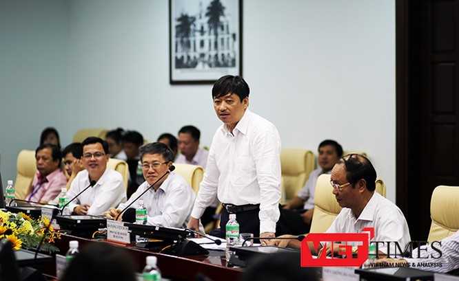 Đà Nẵng, TP thông minh, chính phủ điện tử, Bộ TTTT, ứng dụng CNTT, dịch vụ công, VietTimes
