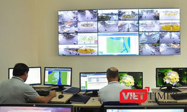 Đà Nẵng, camera, xử phạt, an ninh, hệ thống, vi phạm, an toàn giao thông, VietTimes