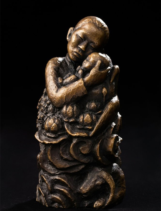 Đà Nẵng, Hàn Quốc, Thành thật xin lỗi Việt Nam, hiện vật, bảo tàng, xoa dịu, chiến trang, quân đội, Đại Hàn, tượng Pieta Việt Nam, VietTimes