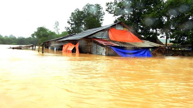 mưa lũ, bão, ngập lụt, Quảng Bình, T.T.Huế, VietTimes