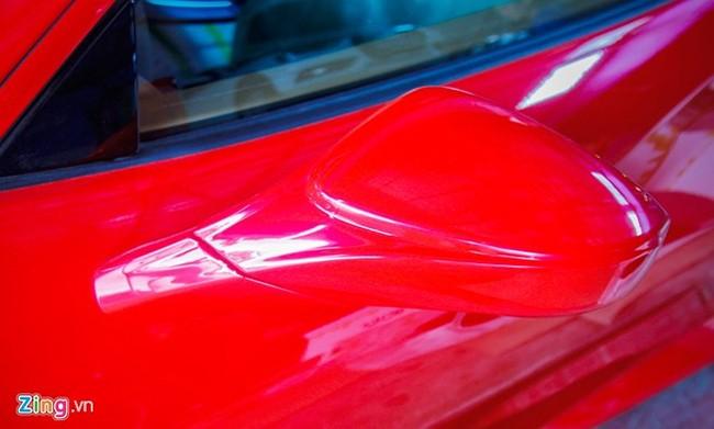 siêu xe, xe độ, Đà Nẵng, Ferrari 488 GTB, bản độ, full bodykit, Novitec Rosso,, VietTimes