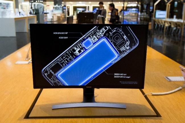 Galaxy S8, Samsung, Note 7, bốc cháy, nguyên nhân, hủy bỏ, VietTimes