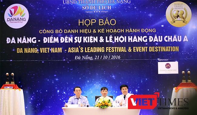 Đà Nẵng, điểm đến, du lịch, danh hiệu, Châu Á, quốc tế, VietTimes