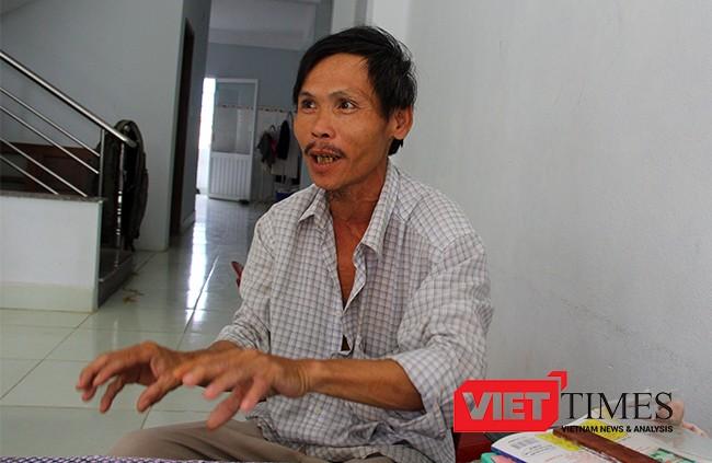Mong manh số phận, nhân chứng, Gạc Ma, cựu binh, Dương Văn Dũng, Trường Sa, Đà Nẵng, VietTimes