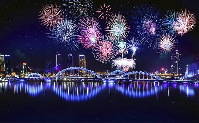 Sở Văn hóa Thể thao, Đà Nẵng, Lễ hội pháo hoa quốc tế, DIFF 2017, DIFC, cuộc thi, thiết kế, logo, ấn tượng, lớn nhất châu Á, VietTimes