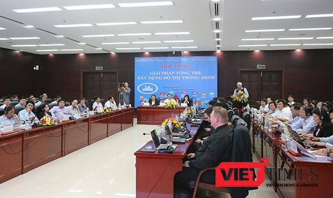 Đà Nẵng, Đô thị thông minh, hướng phát triển, chuyên gia, CNTT, VietTimes