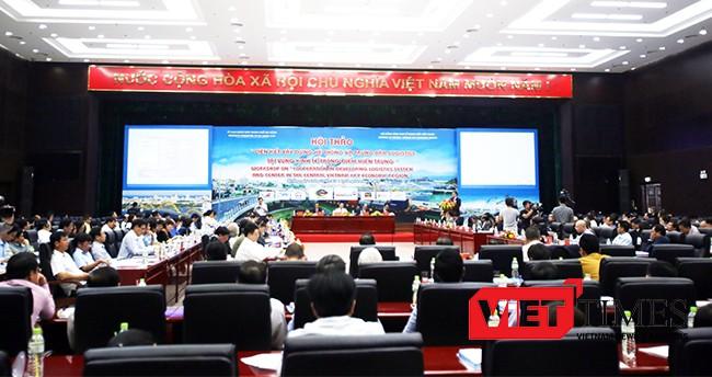 Miền Trung, liên kết xây dựng, logistics, vùng kinh tế trọng điểm, Đà Nẵng, VietTimes