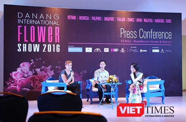 Đà Nẵng, lễ hội, Hoa Nghệ Thuật, Quốc Tế, trình diễn, VietTimes