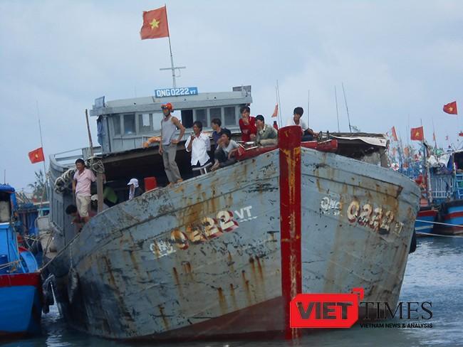 không khí lạnh, giao thông thủy nội địa, đảo Lý Sơn, dừng hoạt động, bị cô lập, dài ngày, cạn kiệt, thực phẩm, VietTimes