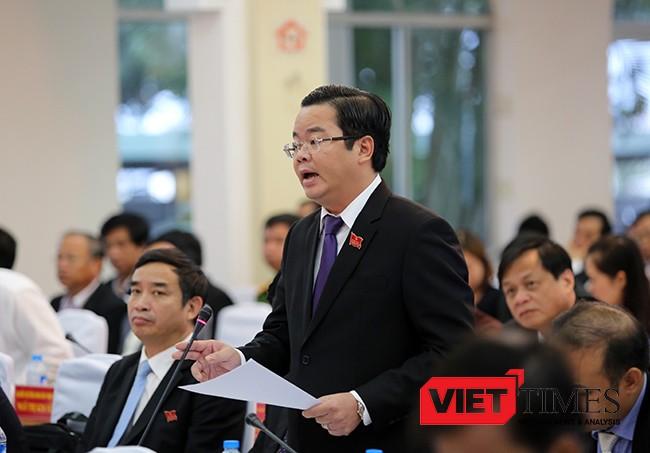 Đà Nẵng, kỳ họp thứ 3, HĐND, thảo luận, trách nhiệm, phân cấp, VietTimes