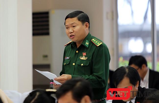 Đà Nẵng, Bí thư Thành ủy, HĐND, Nguyễn Xuân Anh, kỳ họp thứ 3, tội phạm, công an, VietTimes