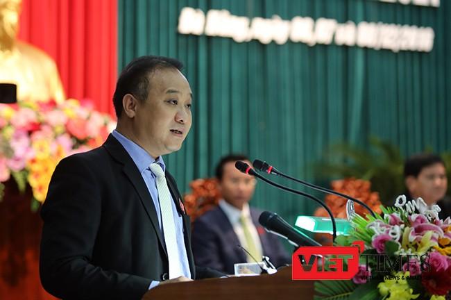 Ông Lê Quang Nam, Giám đốc Sở TNMT Đà Nẵng