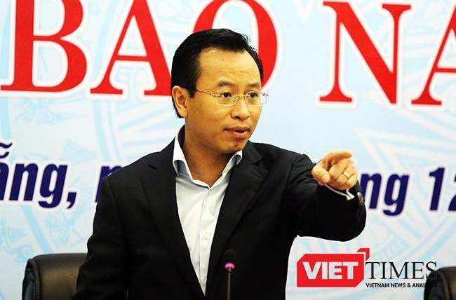 Đà Nẵng, xây hầm chui, qua sông Hàn, Bí thư Đà Nẵng, Nguyễn Xuân Anh, VietTimes