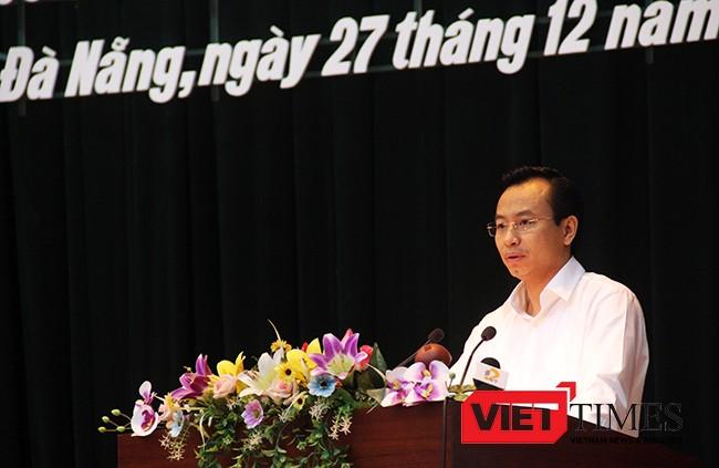 VietTimes, Bí thư Thành ủy Đà Nẵng, Nguyễn Xuân Anh, Đề án, Thành phố 4 an
