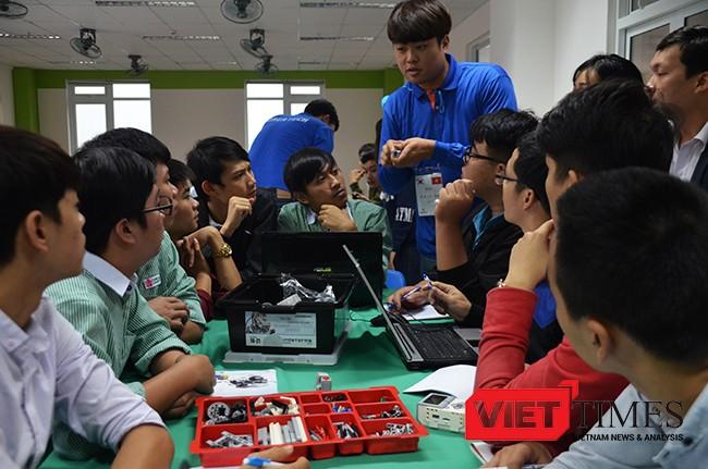 VietTimes, Tuần lễ giao lưu, sinh viên, Việt-Hàn, Đà Nẵng, Đại học Đông Á, Đại học Kỹ thuật giáo dục Hàn Quốc, Koreatech