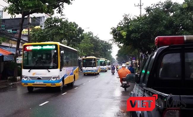 VietTimes, Sở GTVT, Đà Nẵng, tuyến xe buýt, trợ giá, miễn phí
