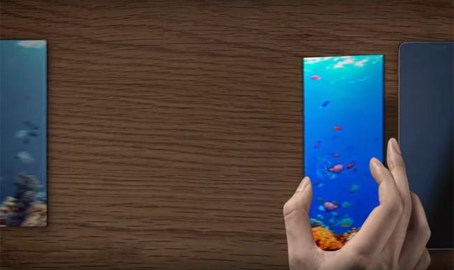 video quảng cáo, Samsung, chiếc điện thoại, bí ẩn, màn hình lớn, Galaxy S8, tin đồn, S8 Plus,, VietTimes