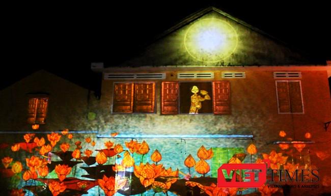 VietTimes, Festival Di sản, Quảng Nam, Hội An, 3D nghệ thuật, Lễ hội ánh sáng, Hoi An Light Festival