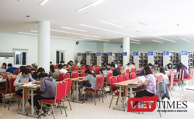 Đà Nẵng, thư viện điện tử, công cộng, bạn đọc, số hóa, VietTimes