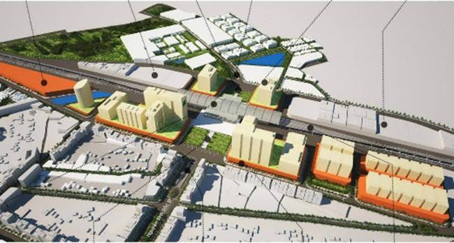 VietTimes, Ngân hàng thế giới, WB, nghiên cứu tiền khả thi, Dự án, Di dời ga đường sắt, Đà Nẵng
