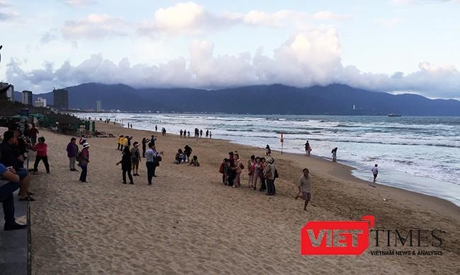 VietTimes, Biển du lịch, Đà Nẵng, xâm thực, nghiêm trọng, Sơn Trà, du lịch, bãi biển