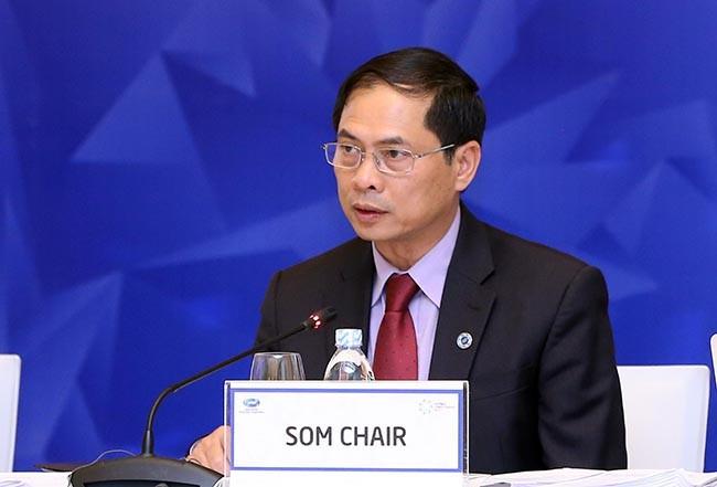 APEC 2017, SOM 1, kiến nghị, kế hoạch công tác, nhóm chuyên trách, thông qua, VietTimes, Nha Trang