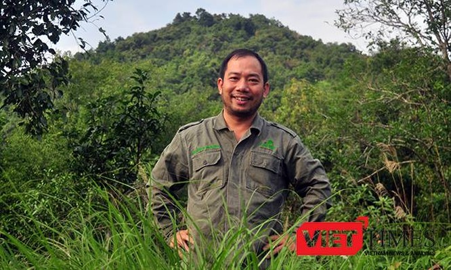 Tiến sĩ Hà Thăng Long, Hội động vật học Frankfurt tại Việt Nam