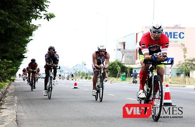 VietTimes, Đà Nẵng, IRONMAN 70.3 Việt Nam, quốc tế, vận động viên, du lịch