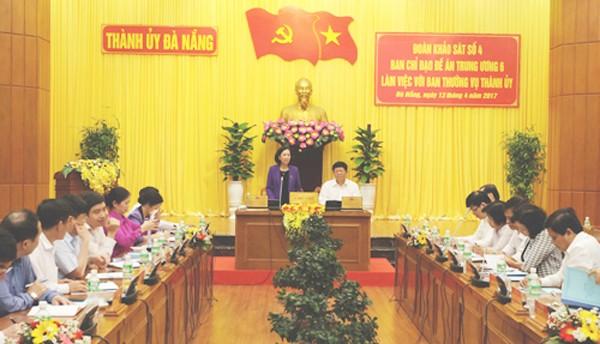 Đà Nẵng, đề xuất thí điểm, mô hình chính quyền, ba cấp hành chính, VietTimes