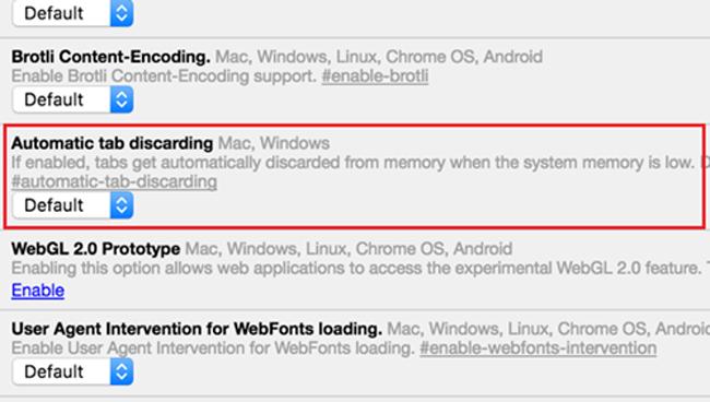 tăng tốc trình duyệt, thủ thuật Chrome, trình duyệt Chrome, VietTimes