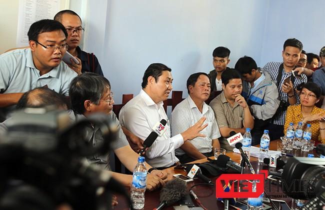 Đà Nẵng, báo cáo gì lên Thủ tướng, dự án băm nát Sơn Trà, VietTimes