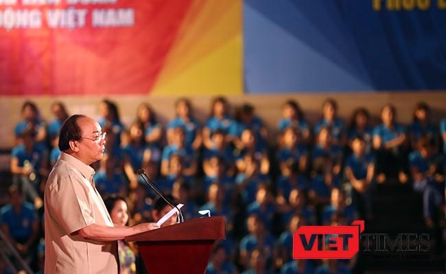 Thủ tướng Nguyễn Xuân Phúc bày tỏ quan điểm luôn lắng nghe để xây dựng một Chính phủ kiến tạo, tạo động lực phát triển đất nước